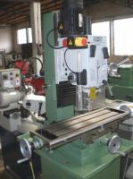 Box Column Drilling Machine UWM MODEL 45 2013-Photo 3