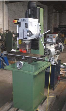 Box Column Drilling Machine UWM MODEL 45 2013