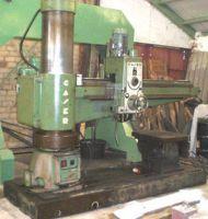 Masina de gaurit radial CASER F 50-2000