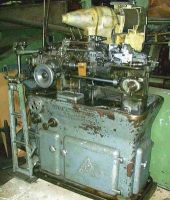 Multi Spindle Automatic Lathe INDEX OR 12