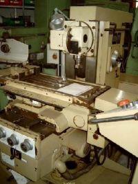 Universal Milling Machine WMW FW 250 x 1000 / 2