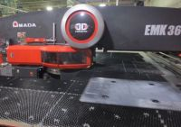 Turret Punch Press AMADA EMK3610NT AMNC-F