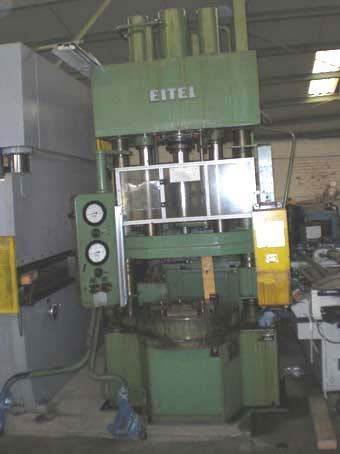 H Frame Hydraulic Press EITEL DAP 30/16 1973