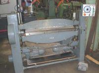 Nożyce gilotynowe mechaniczne FASTI 210 ASM