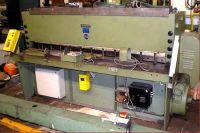 Mechanische Tafelschere BRONSWERK BS 2000 X 3