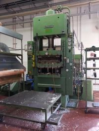 H Frame Hydraulic Press BUSSMANN HPK 350