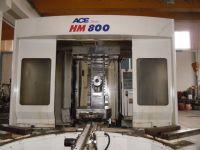 Centrum frezarskie poziome CNC DOOSAN HM 800
