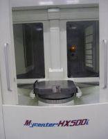 Centre d'usinage horizontal CNC KITAMURA HX 500 I