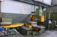 Horizontal Boring Machine WOTAN RAPID 1-M