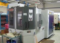 Centre d'usinage horizontal CNC MORI SEIKI NH 4000 DCG