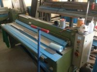 Mechanical Guillotine Shear SCHECHTL SMT 200