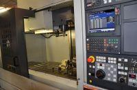 Centre d'usinage vertical CNC MORI SEIKI NV 5000 ALPHA 1 B