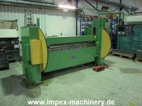 Zaginarka do blachy CNC FASTI 212 - 20 - 6