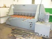 Hydraulic Guillotine Shear JONESCHEIT HYTM-S 2050 / 8
