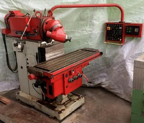 Universele freesmachine STROJTOS FGS 50 T 1998
