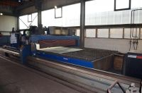 Gas Cutting Machine LIND CNC NBS 400