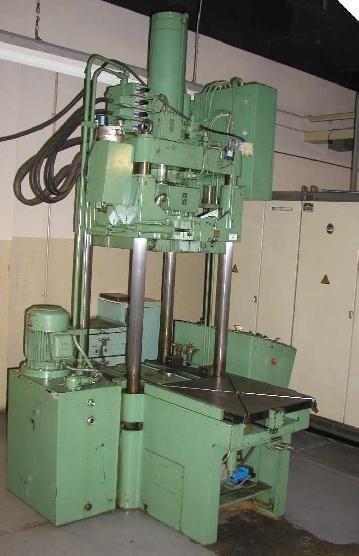 H Frame Hydraulic Press REIS TUS 60-40 T 1973