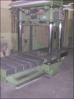 H Frame Hydraulic Press MORINI BOSSI UTAS GR 2 1984-Photo 3