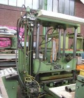 H Frame Hydraulic Press MORINI BOSSI UTAS GR 2 1984-Photo 5