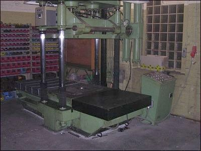 H Frame Hydraulic Press MORINI BOSSI UTAS GR 2 1984