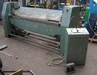 Schwenkbiegemaschine für die Blech KRAMER AM-AUT II 2000/2.25