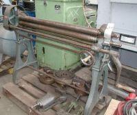 3-Walzen-Blecheinrollmaschine RAS 400
