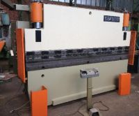 Hydraulic Press Brake Safan CNC B 80/3100