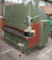 Prasa krawędziowa hydrauliczna CNC EHT EHPS 25-35
