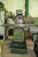 Universal Milling Machine CME FU 2 1984-Photo 2