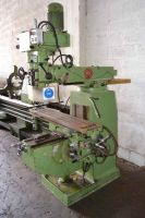 Vertical Milling Machine HOLKE F 10 V 1983-Photo 2