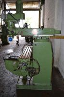 Vertical Milling Machine HOLKE F 10 V 1983-Photo 3