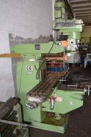Vertical Milling Machine HOLKE F 10 V 1983-Photo 4