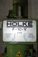Vertical Milling Machine HOLKE F 10 V 1983-Photo 6