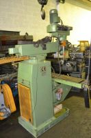 Vertical Milling Machine HOLKE F 10 V 1983-Photo 7