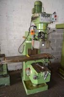 Vertical Milling Machine HOLKE F 10 V 1983-Photo 8