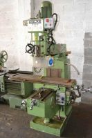 Vertical Milling Machine HOLKE F 10 V 1983-Photo 9