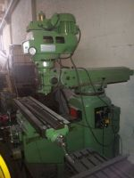 Vertical Milling Machine KONDIA POWERMILL FV 1 1979-Photo 7