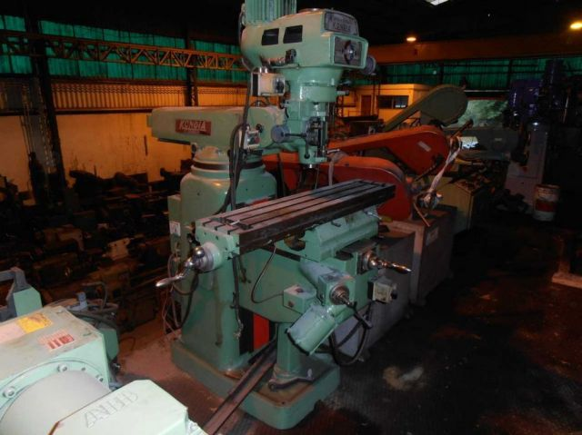 Vertical Milling Machine KONDIA POWERMILL FV 1 1979