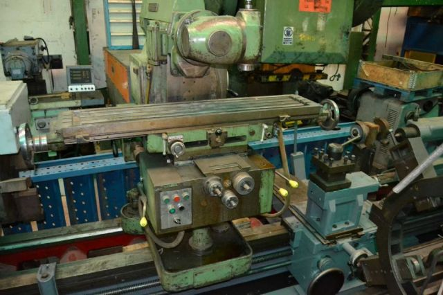 Universal Milling Machine LAGUN FU 2 1978