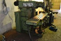 Universal Milling Machine ZAYER 1000 AM 1988-Photo 3