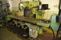 Universal Milling Machine ZAYER 1000 AM 1988-Photo 4