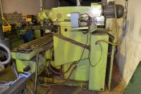 Universal Milling Machine ZAYER 1000 AM 1988-Photo 5
