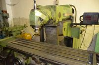 Universal Milling Machine ZAYER 1000 AM 1988-Photo 6