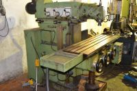 Universal Milling Machine ZAYER 1000 AM 1988-Photo 7