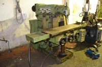 Universal Milling Machine ZAYER 1000 AM
