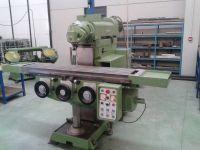 Universal Milling Machine ZAYER 1200 AM 1992-Photo 2