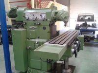 Universal Milling Machine ZAYER 1200 AM 1992-Photo 3