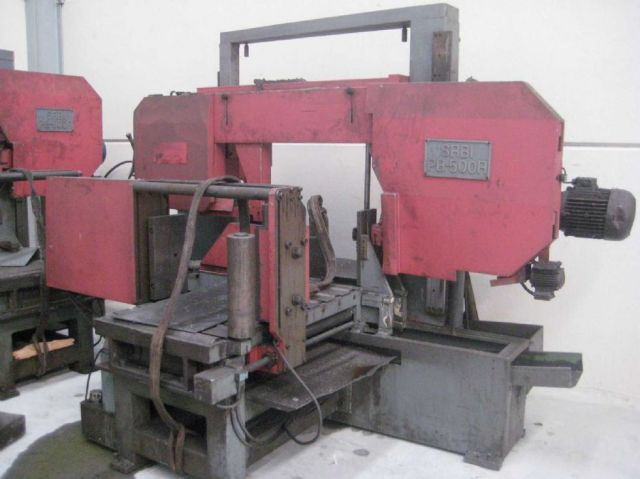 Band Saw Machine SABI PB 500 A 1995