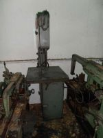 Band Saw Machine SAMUR S 400 1985-Photo 3