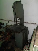 Band Saw Machine SAMUR S 400 1985-Photo 4